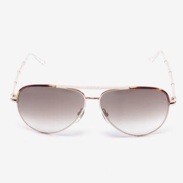 Gucci Sunglasses in One size in Silver