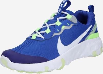 Sportbačiai 'Renew Element' iš Nike Sportswear , spalva - mėlyna / žalia / balta, Prekių apžvalga