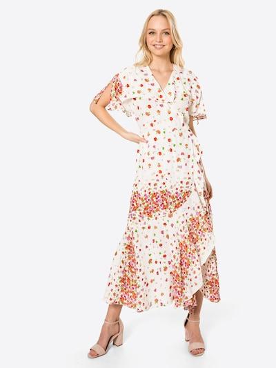 Derhy Kleid 'SUEDE' in ecru / mischfarben, Modelansicht