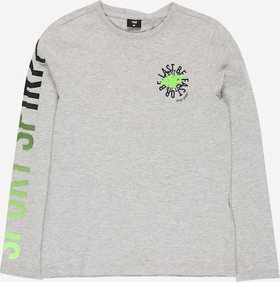 4F Camiseta deportiva en gris claro / verde claro / negro, Vista del producto