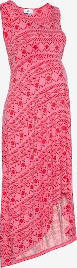 Neun Monate Kleid in pink / hellrot, Produktansicht