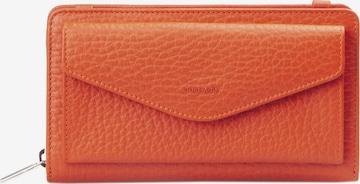 TREATS Portemonnaie 'Karen' in Orange
