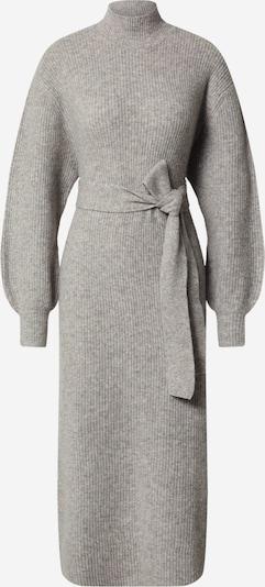 EDITED Pletena haljina 'Silvie' u siva melange, Pregled proizvoda