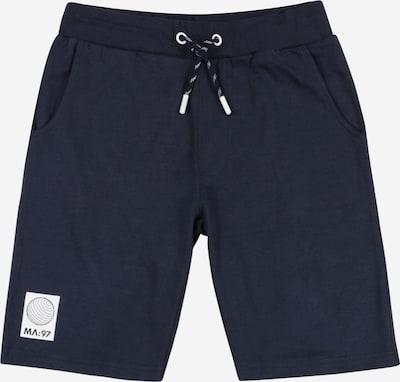 Pantaloni STACCATO di colore blu scuro / bianco, Visualizzazione prodotti