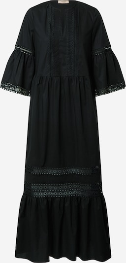 Twinset Robe en noir, Vue avec produit