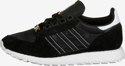 ADIDAS ORIGINALS Sneaker 'FOREST GROVE' in schwarz: Frontalansicht