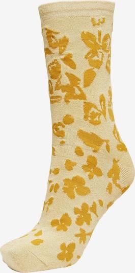 Kojinės 'Vida' iš SELECTED FEMME, spalva – geltona / oranžinė, Prekių apžvalga