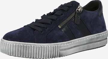 GABOR Sneaker in Blau
