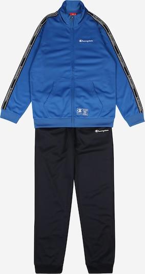 Champion Authentic Athletic Apparel Jogginganzug in blau / nachtblau, Produktansicht