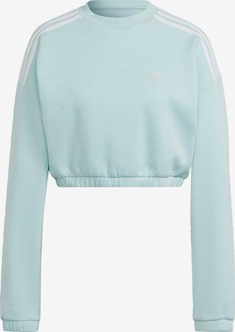 ADIDAS PERFORMANCE Sportsweatshirt in Grün