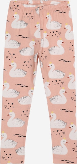 Walkiddy Leggings in de kleur Gemengde kleuren / Lichtroze, Productweergave