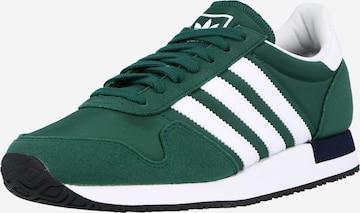 ADIDAS ORIGINALS Rövid szárú edzőcipők - zöld
