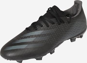 Chaussure de foot 'X Ghosted.3 FG' ADIDAS PERFORMANCE en noir
