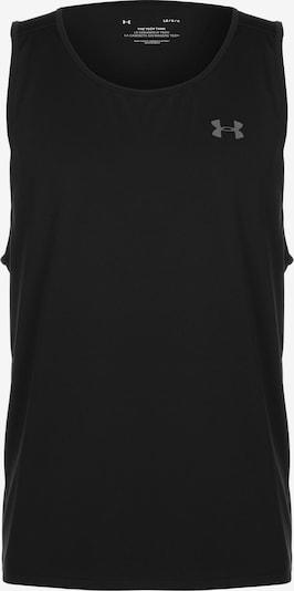 UNDER ARMOUR Sporttop in schwarz, Produktansicht
