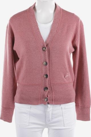 KENZO Pullover / Strickjacke in XS in Rot