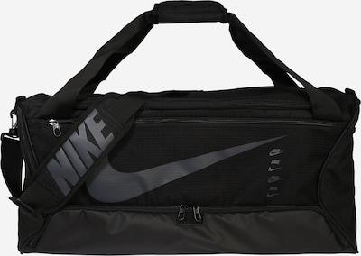 NIKE Športna torba 'Brasilia 9.0' | črna barva, Prikaz izdelka