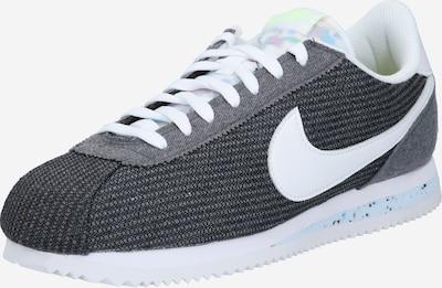 Nike Sportswear Zemie apavi 'CORTEZ' grafīta / balts, Preces skats