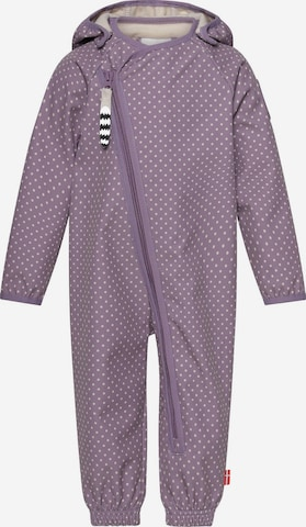 Racoon Outdoor Overall 'Ellie' in Lila