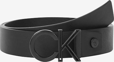 Curea Calvin Klein pe negru, Vizualizare produs