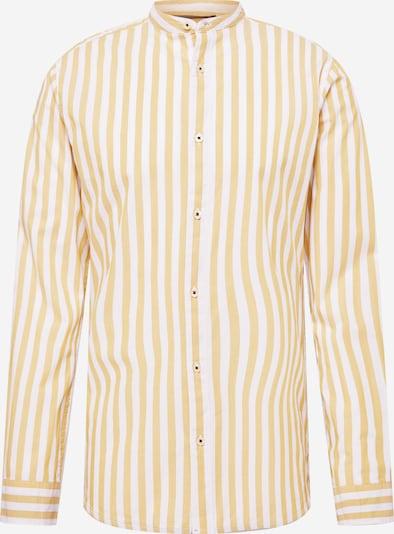 Only & Sons Hemd in ecru / pastellgelb, Produktansicht