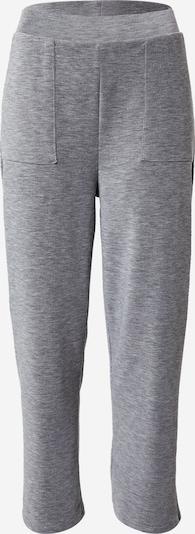ONLY Pantalon 'Denise' en gris clair, Vue avec produit