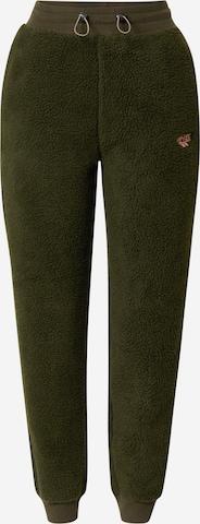 HI-TEC - Pantalón deportivo 'GUISELEY' en verde