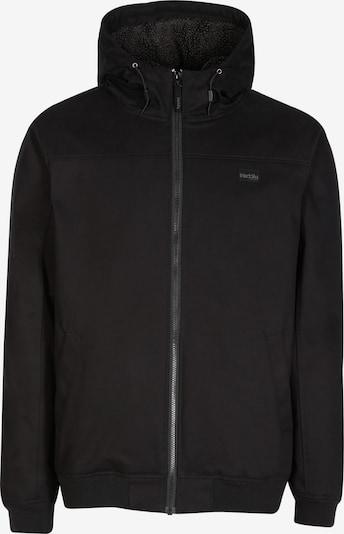 Iriedaily Functionele jas 'Steady' in de kleur Zwart, Productweergave