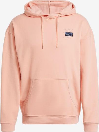 ADIDAS ORIGINALS Sweatshirt in lila / rosa / schwarz, Produktansicht