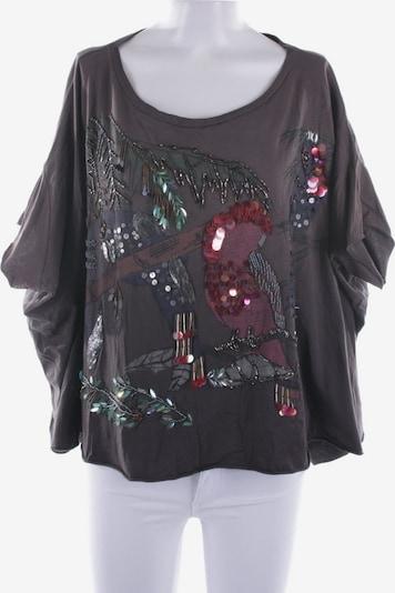 All Saints Spitalfields Shirt in XXS in dunkelbraun / mischfarben, Produktansicht