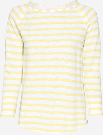 Maglietta Rich & Royal di colore giallo limone / bianco, Visualizzazione prodotti