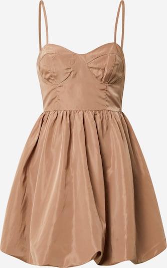Suknelė iš Love Triangle , spalva - smėlio, Prekių apžvalga