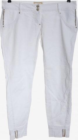 Met Slim Jeans in 32-33 in Weiß