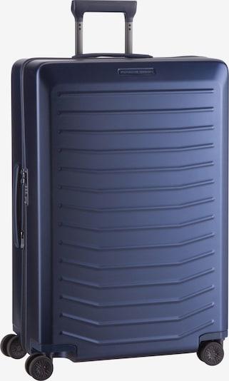 Porsche Design Trolley in blau, Produktansicht
