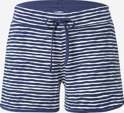 Mey Pantalón de pijama 'Abbi' en navy / blanco, Vista del producto