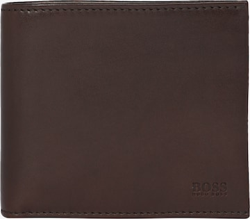 BOSS Plånbok i brun