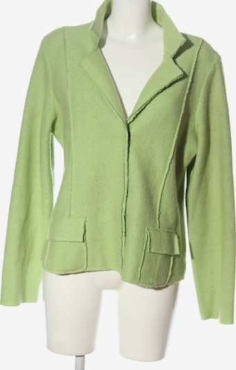 KRISS Woll-Blazer in XL in grün, Produktansicht