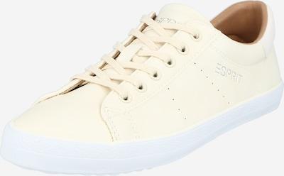 bézs / szürke ESPRIT Rövid szárú edzőcipők 'Miana', Termék nézet