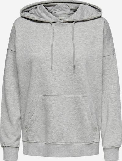 ONLY Sweatshirt in grau, Produktansicht