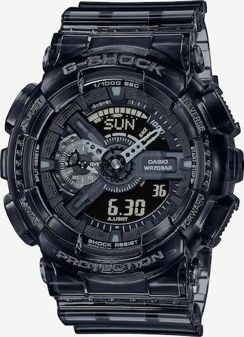 CASIO Uhr in Schwarz