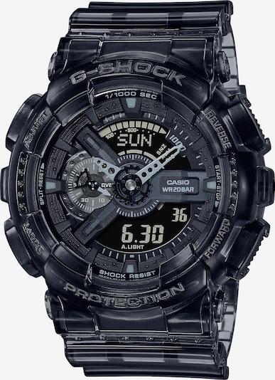 CASIO Uhr in schwarz / transparent, Produktansicht