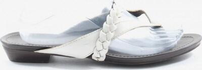 BELMONDO Flip Flop Sandalen in 41 in weiß, Produktansicht