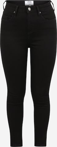 Miss Selfridge Petite Jeans 'EMILY' in Black