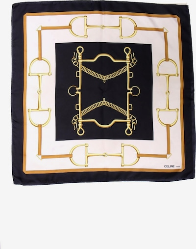 Céline Scarf & Wrap in One size in Ivory / Gold / Black, Item view