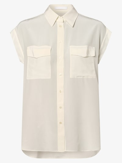 BOSS Casual Blouse in de kleur Offwhite, Productweergave