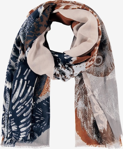 SAMOON Schal in mischfarben, Produktansicht