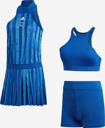 ADIDAS PERFORMANCE Sports Suit in Blue