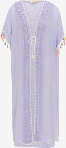 MYMO - Kimono en lila