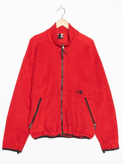 THE NORTH FACE Fleece in 5XL in rot, Produktansicht