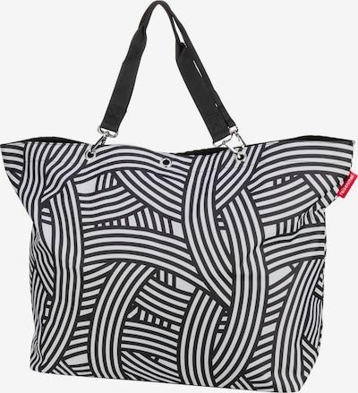 REISENTHEL Shopper in schwarz / weiß, Produktansicht