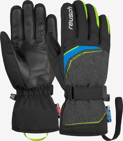 REUSCH Fingerhandschuh 'Primus R-TEX® XT' in schwarz, Produktansicht
